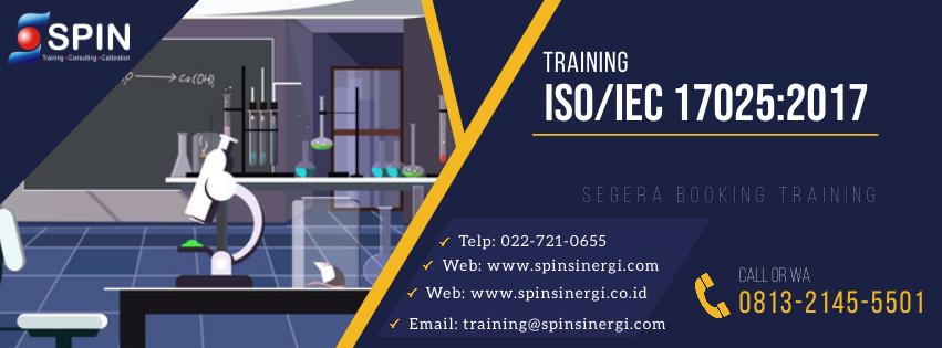 Pelatihan ISO 17025 Versi 2017